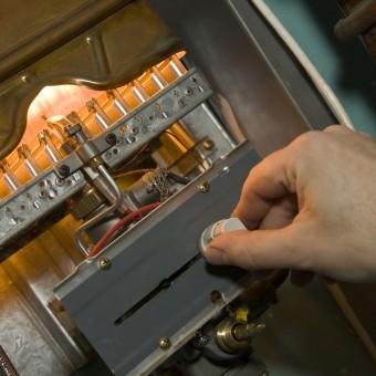Gas Boiler Examination
